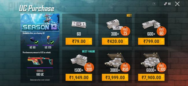 PUBG Mobile Introduces A Brand New Mother Clucker Set, PUBG mobile game, gizmogyaan gizmogyaan news