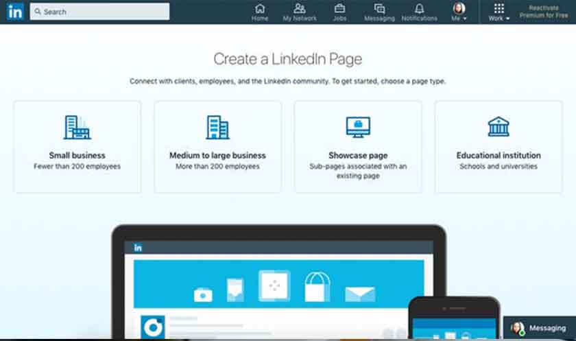 Easy Step by Step Guide On How To Create A LinkedIn Company Page