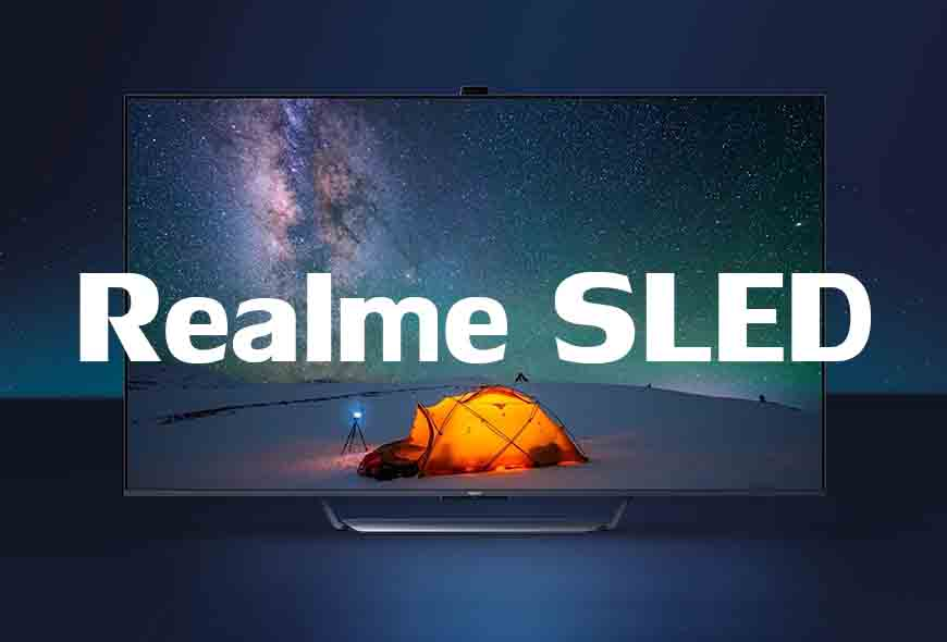 Realme Teased Its New SLED