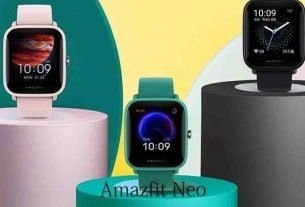 Amazfit Neo Launched In India