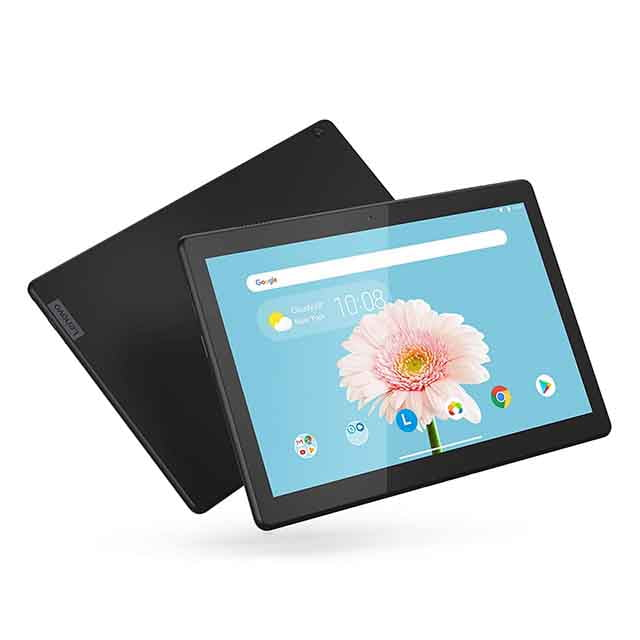 Lenovo Tab M10 HD, Tablets to Buy under Rs 15000.