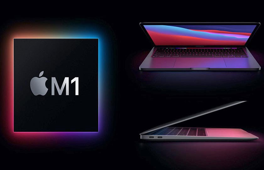 Apples New Macbook Air with the M1 Chip