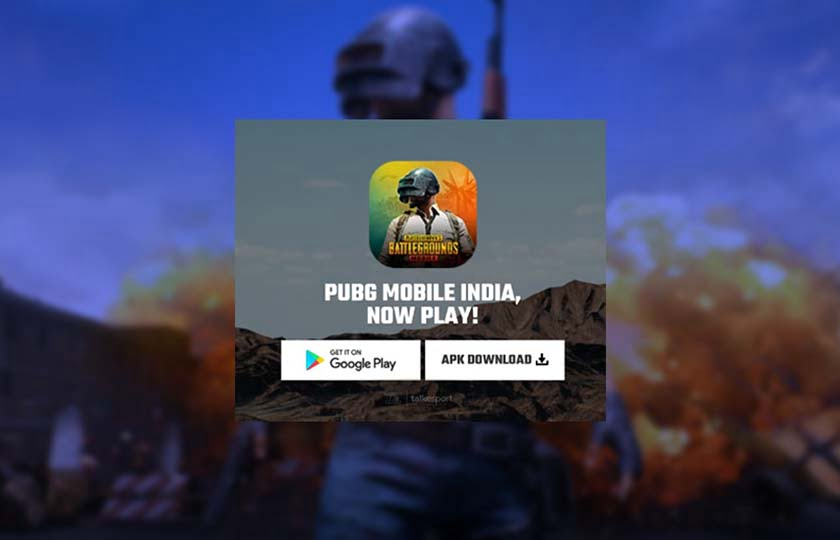 FAKE PUBG Mobile India APK Download Link available on Internet. DO Not Download.