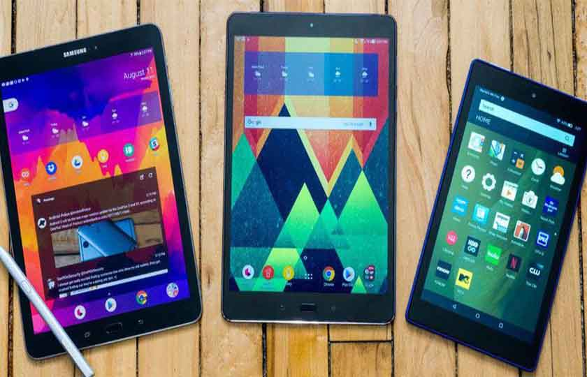 Best Android Tablets in India