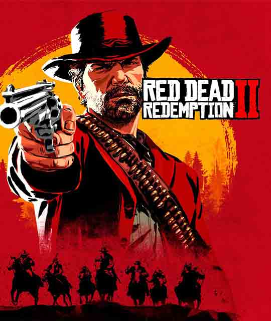 RED DEAD REDEMPTION 2, Best Pc Games in India