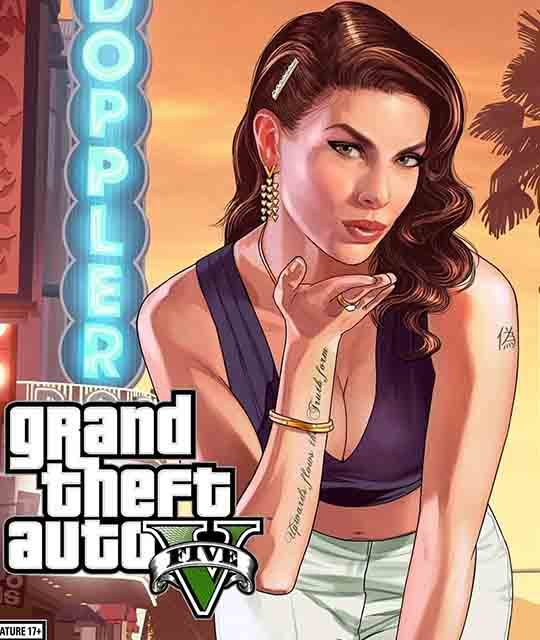 THE GRAND THEFT AUTO V, Best Pc Games in India