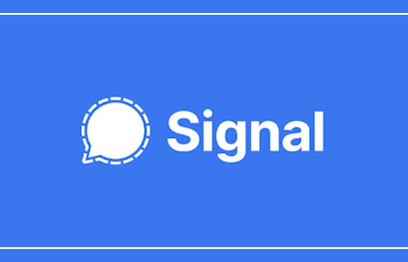 Feature of Signal Messenger