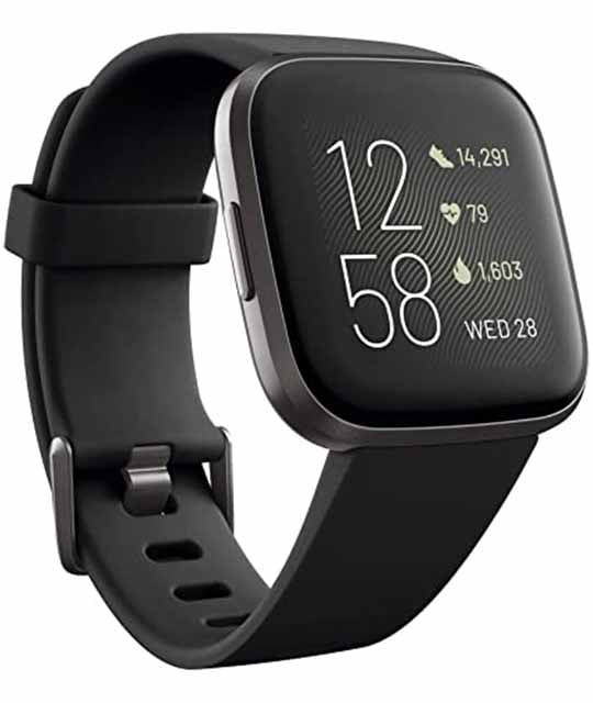 Fitbit Versa 2, Heart Rate Monitor Watch