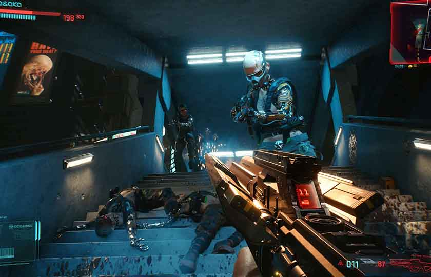 Ransomware Impersonated as Cyberpunk 2077