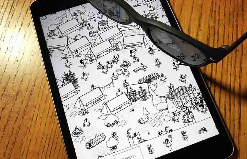 Hidden Folks is an amazingly crafted puzzle