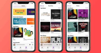 Podcast Apps for iPhone and Android