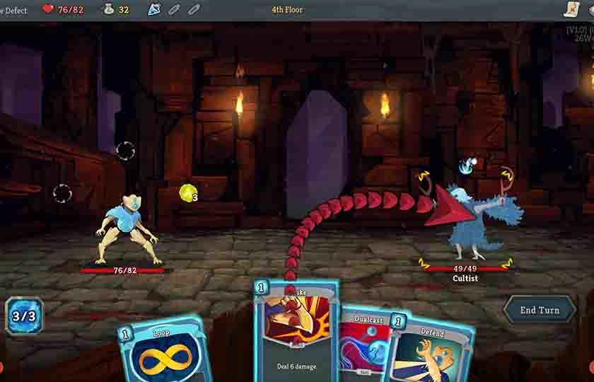 Slay the Spire, Apps and Games for Apple iPad