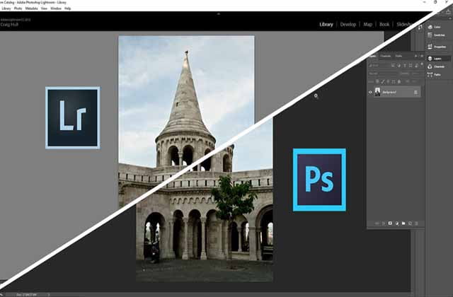 Adobe Photoshop Camera and Adobe Lightroom, Camera Apps For Android