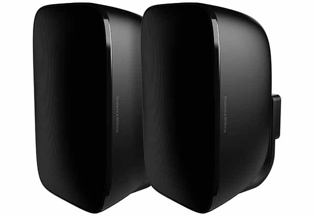 Bowers & Wilkins AM-1 Outdoor sound