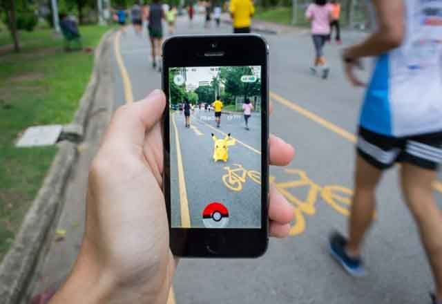 Pokemon Go, fitness Android games