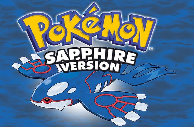 Sapphire, and Emerald are a pair of Pokémon games