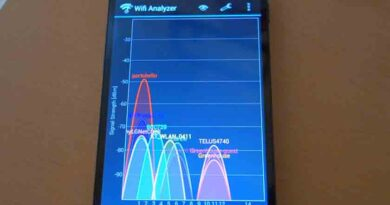 WiFi applications for Android