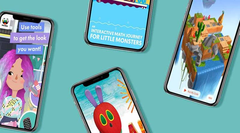 kids apps for Android to keep your kids entertained