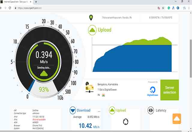 nperf apps, WiFi Analyze Apps for Android