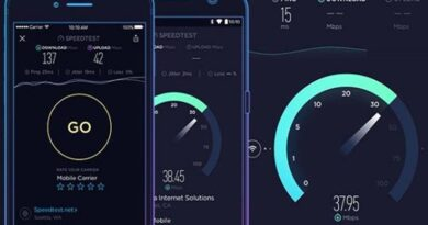 speed test apps for Android