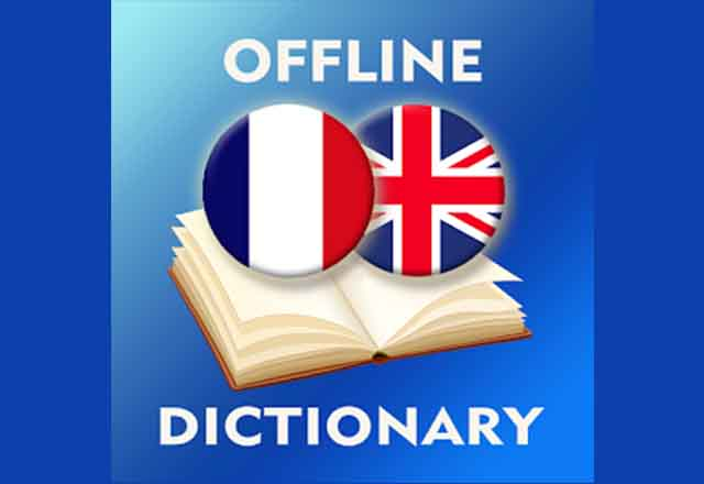 Free Dictionary and Education in French and English