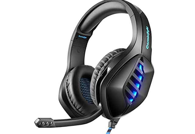 Gaming Headset, laptop accessories for gamer