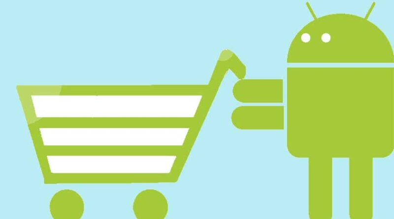 Shopping Apps for Android