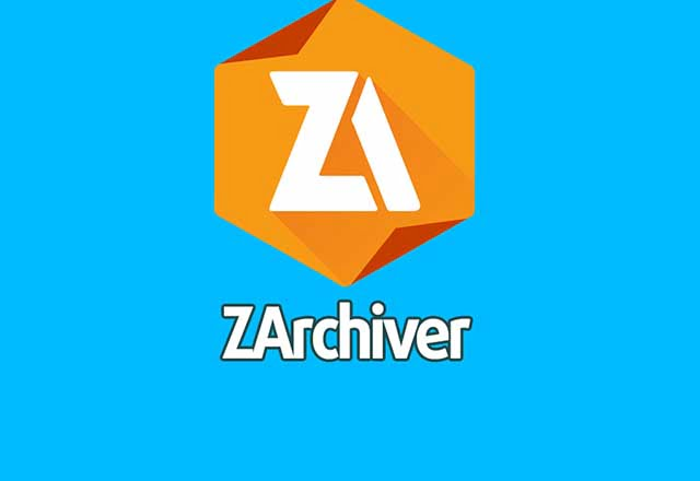 ZArchiver, zip and Unzip Apps for Android
