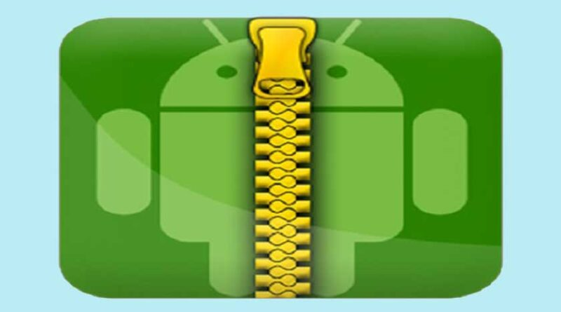 Zip and Unzip Apps for Android