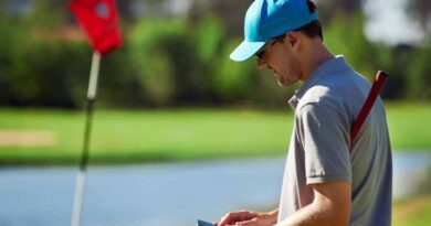 golf apps for Android