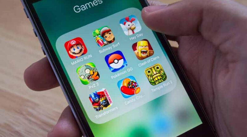 increase and downfall (and increase Again) of Mobile Gaming
