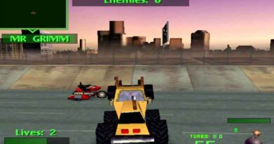Revisiting 1996's Twisted Metal 2