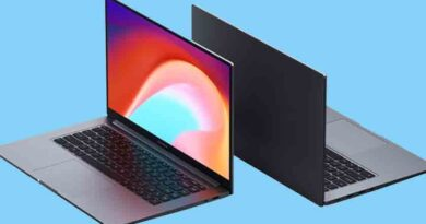 RedmiBook Pro laptop with an 11th gen Intel CPU